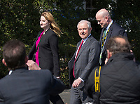 United States Attorney General Jeff Sessions departs from  the welcoming ceremony of the 2017 NCAA Football National Champions: The Alabama Crimson Tide to the White House in Washington, DC, March 10, 2018. <br /> CAP/MPI/RS<br /> &copy;RS/MPI/Capital Pictures