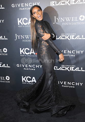 New York, NY- October 30: Angela Simmons attends Keep a Child Alive's 11Annual Black Ball at Hammerstein Ballroom on October 30, 2014 in New York City. Credit: John Palmer/MediaPunch