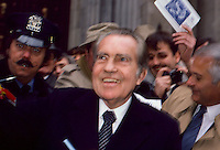 Richard Nixon 1985 By Jonathan Green<br />
