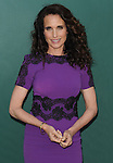 Andie MacDowell arriving at the Hallmark Channel And Hallmark Movies Summer 2014 Television Critics Association Celebration in Beverly Hills Ca. July 8,, 2014.