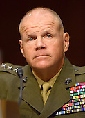 Lieutenant General Robert B. Neller, USMC appears before the United States Senate Committee on Armed Services considering his nomination as General and Commandant of the US Marine Corps on Capitol Hill in Washington, DC on Thursday, July 23, 2015.<br /> Credit: Ron Sachs / CNP