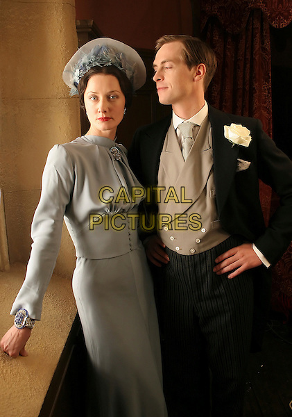 JOELY RICHARDSON & STEPHEN CAMPBELL MOORE.in Wallis & Edward .**Editorial Use Only**.CAP/FB.Supplied by Capital Pictures
