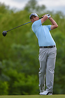 Matt Jones (AUS) watches his tee shot on 4 during round 3 of the AT&T Byron Nelson, Trinity Forest Golf Club, Dallas, Texas, USA. 5/11/2019.<br /> Picture: Golffile | Ken Murray<br /> <br /> <br /> All photo usage must carry mandatory copyright credit (© Golffile | Ken Murray)