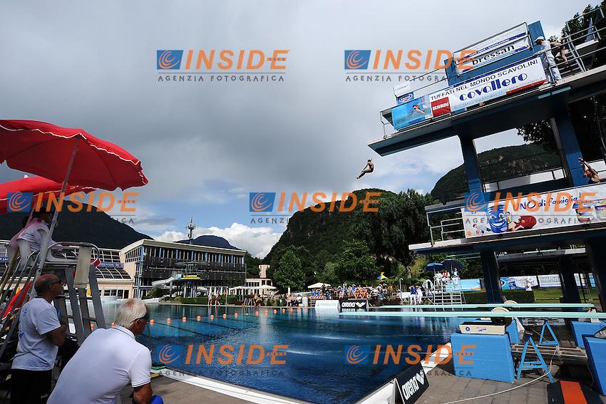 Panoramica <br /> Bolzano 28/6/2013 Piscina Lido<br /> 19th Fina Diving Grand Prix <br /> Tuffi <br /> Foto Andrea Staccioli Insidefoto