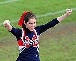 2009 St. Martin's Episcopal School Cheerleaders.