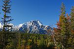 PYRAMID MOUNTAIN, NEAR JASPER, ALBERTA, CANADA