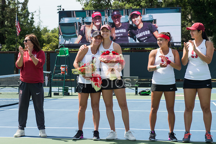 Stanford, CA, April 15, 2017<br />