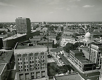 1960 June 29..Redevelopment.Downtown North (R-8)..Downtown Progress..North View from VNB Building..HAYCOX PHOTORAMIC INC..NEG# C-60-34.NRHA# 868-M..