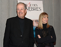 Montreal (Qc) CANADA, December 3rd 2007 -<br /> Denise Robert , Producer Denys Arcand  (L) and Denise Robert , Producer (R) at the<br /> Montreal Premiere of denys Arcand latest movie L'Age des Tenebres (Dark Ages) at Place-des -Arts.<br /> <br /> photo : (c)  Images Distribution