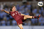 04 October 2012: Boston College's Victoria DiMartino. The University of North Carolina Tar Heels defeated the Boston College Eagles 1-0 at Fetzer Field in Chapel Hill, North Carolina in a 2012 NCAA Division I Women's Soccer game.