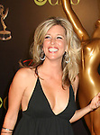 General Hospital Laura Wright - Red Carpet - 37th Annual Daytime Emmy Awards on June 27, 2010 at Las Vegas Hilton, Las Vegas, Nevada, USA. (Photo by Sue Coflin/Max Photos)