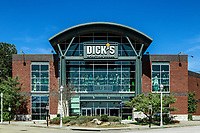 Dick's Sporting Goods store, Mall of Georgia, Beuford, Georgia, USA.