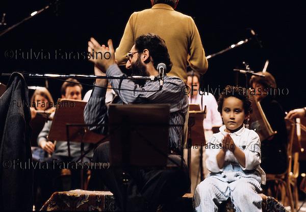 1992 Bagdad,Franco Battiato in concerto a Bagdag, Franco Battiato concert in Bagdad