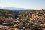 Utah, Hovenweep National Monument, Ancient Pueblo or Anasazi ruins, archeology, U.S.A., Southwest America, .