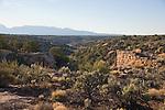 Utah, Hovenweep National Monument, Ancient Pueblo or Anasazi ruins, archeology, U.S.A., Southwest America, .