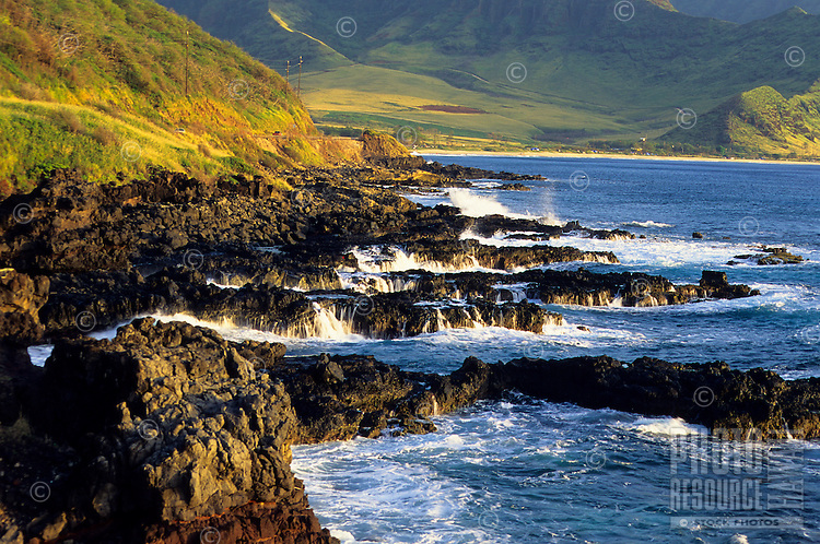 Makua Valley, Waianae Coast