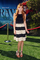 Bella Thorne at Film Independent's 2012 Los Angeles Film Festival Premiere of Disney Pixar's 'Brave' at Dolby Theatre on June 18, 2012 in Hollywood, California. &copy;&nbsp;mpi35/MediaPunch Inc. NORTEPHOTO.COM<br />
