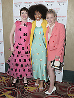 10 March 2019 - Los Angeles, California - Sophia Lillis, Zoe Renee, Laura Slade Wiggins. World Premiere of 'Nancy Drew and the Hidden Staircase' held at AMC Century City 15. Photo Credit: PMA/AdMedia