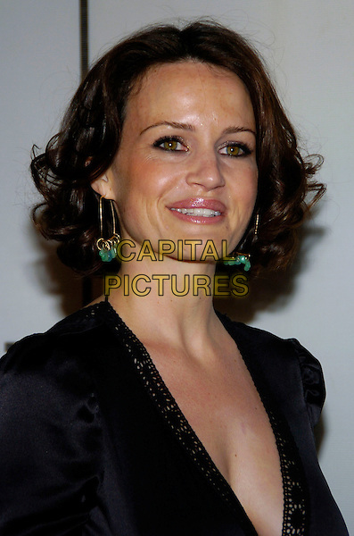 "CARLA GUGINO.6th Annual Tribeca Film Festival - ""Gardener of Eden"" premiere held at the Borough of Manhattan Community College, New York City, New York, USA, 26 April 2007..portrait headshot.CAP/ADM/BL.©Bill Lyons/AdMedia/Capital Pictures. *** Local Caption ***"