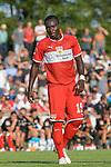 18.07.2018, Voehlinstadion, Illertissen, GER, FSP, FV Illertissen - VfB Stuttgart, im Bild Erik Chadrac Akolo (Stuttgart #19)<br /> <br /> Foto &copy; nordphoto / Hafner