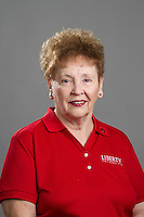 Employee Pat Burton of the Marketing Department has her headshot taken on February 4, 2016. (Photo by Jessie Rogers)