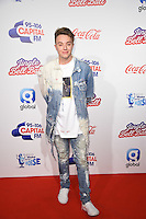 Roman Kemp<br /> at the Jingle Bell Ball 2016, O2 Arena, Greenwich, London.<br /> <br /> <br /> ©Ash Knotek  D3208  03/12/2016