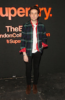 Nick Grimshaw attending The Superdry AW14 event, London Collections: Men held at the old sorting office<br /> London. 07/01/2014 Picture by: Henry Harris / Featureflash