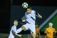 Friday  16 December 2014<br /> Pictured:  Marco Dulca of Swansea City <br /> Re: Swansea City U18s v Wolverhampton Wonderers U18s, 3rd Round FA youth Cup Match at the Landore Training Facility, Swansea, Wales, UK