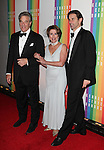 Paul Pelosi & Nancy Pelosi with son attending the 35th Kennedy Center Honors at Kennedy Center in Washington, D.C. on December 2, 2012