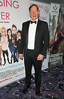 J. David Hinze at the &quot;Crossing Over&quot; UK film premiere, Cineworld West India Quay, Hertsmere Road, London, England, UK, on Sunday 06 August 2017.<br /> CAP/CAN<br /> &copy;CAN/Capital Pictures