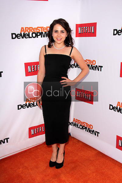 Mae Whitman <br />