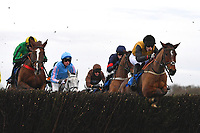 Winner of The Visit racingtv.com Amateur Riders' Handicap Chase Kilbrew Boy ridden by Charlie Case and trained by Ben Case during Horse Racing at Wincanton Racecourse on 5th December 2019