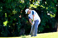 George Coetzee (RSA) during the first round of the Afrasia Bank Mauritius Open played at Heritage Golf Club, Domaine Bel Ombre, Mauritius. 30/11/2017.<br /> Picture: Golffile | Phil Inglis<br /> <br /> <br /> All photo usage must carry mandatory copyright credit (&copy; Golffile | Phil Inglis)