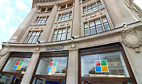 JUL 11 New Microsoft store opens in Oxford Circus