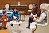 01.11.2017; Thimpu, Bhutan: PRINCE JIGME MEETS INDIAN PM MODI<br /> The adorable 20-month-old Crown Prince Jigme of Bhutan (The Gyalsey) on his first visit to India, displayed confidence when meeting with Indian Prime Minister Narendra Modi at his official residence 7, Lok Kalyan Marg, in New Delhi.<br /> Modi presented the young Prince with a football during the visit. <br /> Prince Jigme was accompanying his parents King Wangchuck and Queen Jetsun who are on an official visit to India.<br /> Mandatory Credit Photo: &copy;Royal Office/NEWSPIX INTERNATIONAL<br /> <br /> IMMEDIATE CONFIRMATION OF USAGE REQUIRED:<br /> Newspix International, 31 Chinnery Hill, Bishop's Stortford, ENGLAND CM23 3PS<br /> Tel:+441279 324672  ; Fax: +441279656877<br /> Mobile:  07775681153<br /> e-mail: info@newspixinternational.co.uk<br /> Please refer to usage terms. All Fees Payable To Newspix International