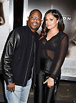 WESTWOOD, CA - NOVEMBER 23: Actor Martin Lawrence (L) and guest attend the screening of Columbia Pictures' 'Concussion' at the Regency Village Theater on November 23, 2015 in Westwood, California.