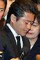 Tatsuya Yamaguchi apologizes for forcibly kissing high school girl