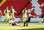 Ben Whiteman of Sheffield Utd equalises during the PDL U21 Final at Bramall Lane Sheffield. Photo credit should read: Simon Bellis/Sportimage