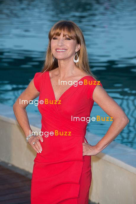Jane Seymour attends Gala at the Monte Carlo Beach Hotel on June 8, 2014 in Monte-Carlo, Monaco