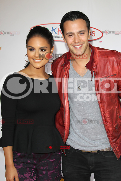 UNIVERSAL CITY, CA - OCTOBER 21:  Pia Toscano and Jared Lee at the Camp Ronald McDonald for Good Times 20th Annual Halloween Carnival at the Universal Studios Backlot on October 21, 2012 in Universal City, California. ©mpi28/MediaPunch Inc. /NortePhoto