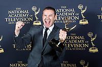 PASADENA - May 5: Alan Tacher in the press room at the 46th Daytime Emmy Awards Gala at the Pasadena Civic Center on May 5, 2019 in Pasadena, California