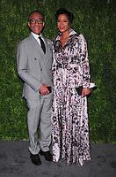 NEW YORK, NY - November 5: Al Sharpton, Kathy Jordan attends FDA / Vogue Fashion Fund 15th Anniversary event at Brooklyn Navy Yard on November 5, 2018 in Brooklyn, New York <br /> CAP/MPI/PAL<br /> &copy;PAL/MPI/Capital Pictures