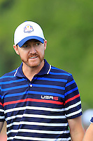 Jimmy Walker US Team walks off the 12th tee during Thursday's Practice Day of the 41st RyderCup held at Hazeltine National Golf Club, Chaska, Minnesota, USA. 29th September 2016.<br /> Picture: Eoin Clarke | Golffile<br /> <br /> <br /> All photos usage must carry mandatory copyright credit (&copy; Golffile | Eoin Clarke)