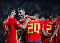 2018.09.11 UEL España VS Croacia