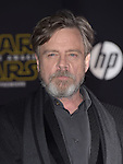 Mark Hamill<br />  at Star Wars: The Force Awakens World Premiere held at El Capitan Theatre in Hollywood, California on December  14,2015                                                                   Copyright 2015Hollywood Press Agency