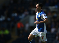 Blackburn Rovers' Peter Whittingham<br /> <br /> Photographer Stephen White/CameraSport<br /> <br /> The EFL Sky Bet League One - Blackburn Rovers v Doncaster Rovers - Saturday August 12th 2017 - Ewood Park - Blackburn<br /> <br /> World Copyright &copy; 2017 CameraSport. All rights reserved. 43 Linden Ave. Countesthorpe. Leicester. England. LE8 5PG - Tel: +44 (0) 116 277 4147 - admin@camerasport.com - www.camerasport.com