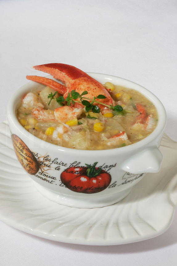 Lobster Chowde