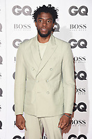 LONDON, UK. September 05, 2018: Chadwick Boseman at the GQ Men of the Year Awards 2018 at the Tate Modern, London