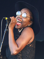 Soul II Soul perform at the Pub in the Park's Drive In Garden Party at Knebworth Park, Herts on Saturday September 12th 2020<br /> CAP/ROS<br /> ©ROS/Capital Pictures /MediaPunch **NORTH AMERICAS ONLY**
