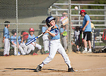 LAMV Pony Pinto 2 (Age 8) Athletics vs Phillies at Cooper Park in Mountain View,  May 21, 2014